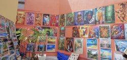 Nassau town market