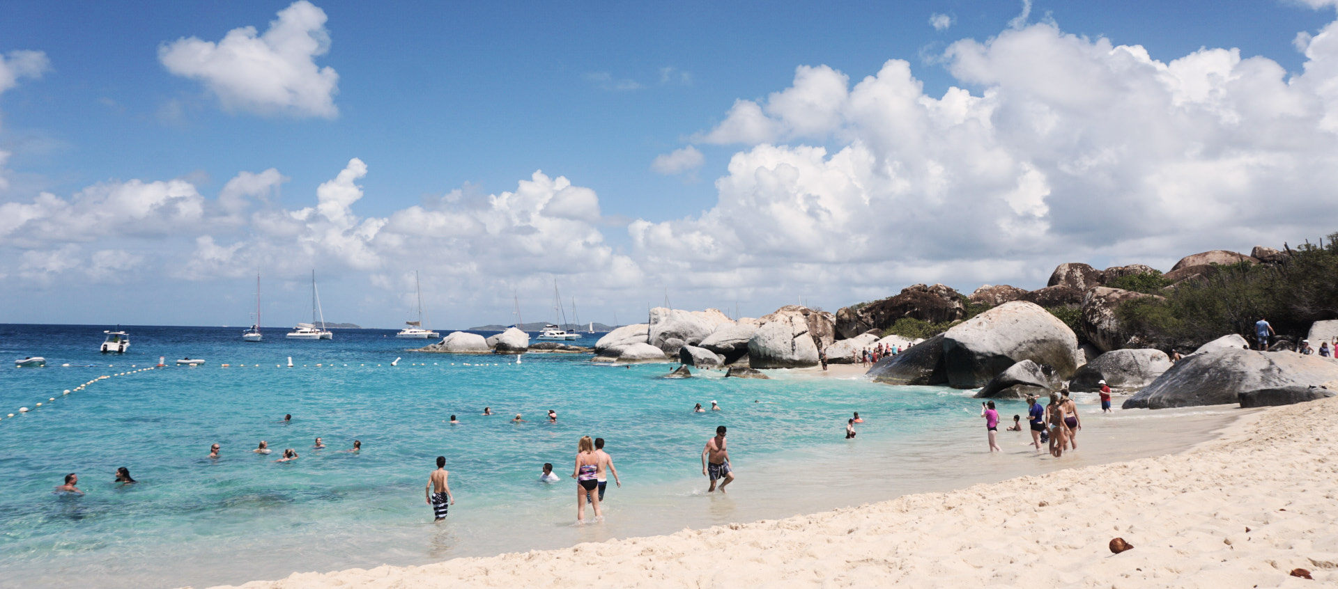 Devil's Bay at Virgin Gorda