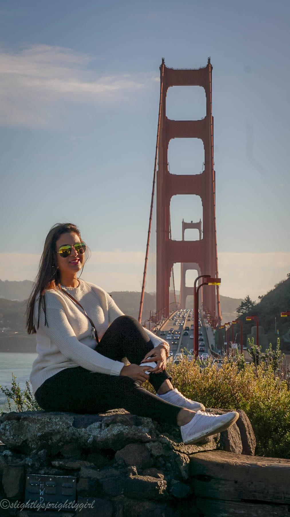 Golden Gate Bridge, San Francisco,California
