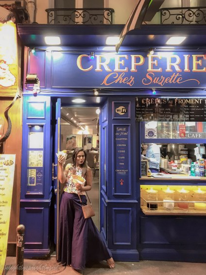 creperie paris crepes