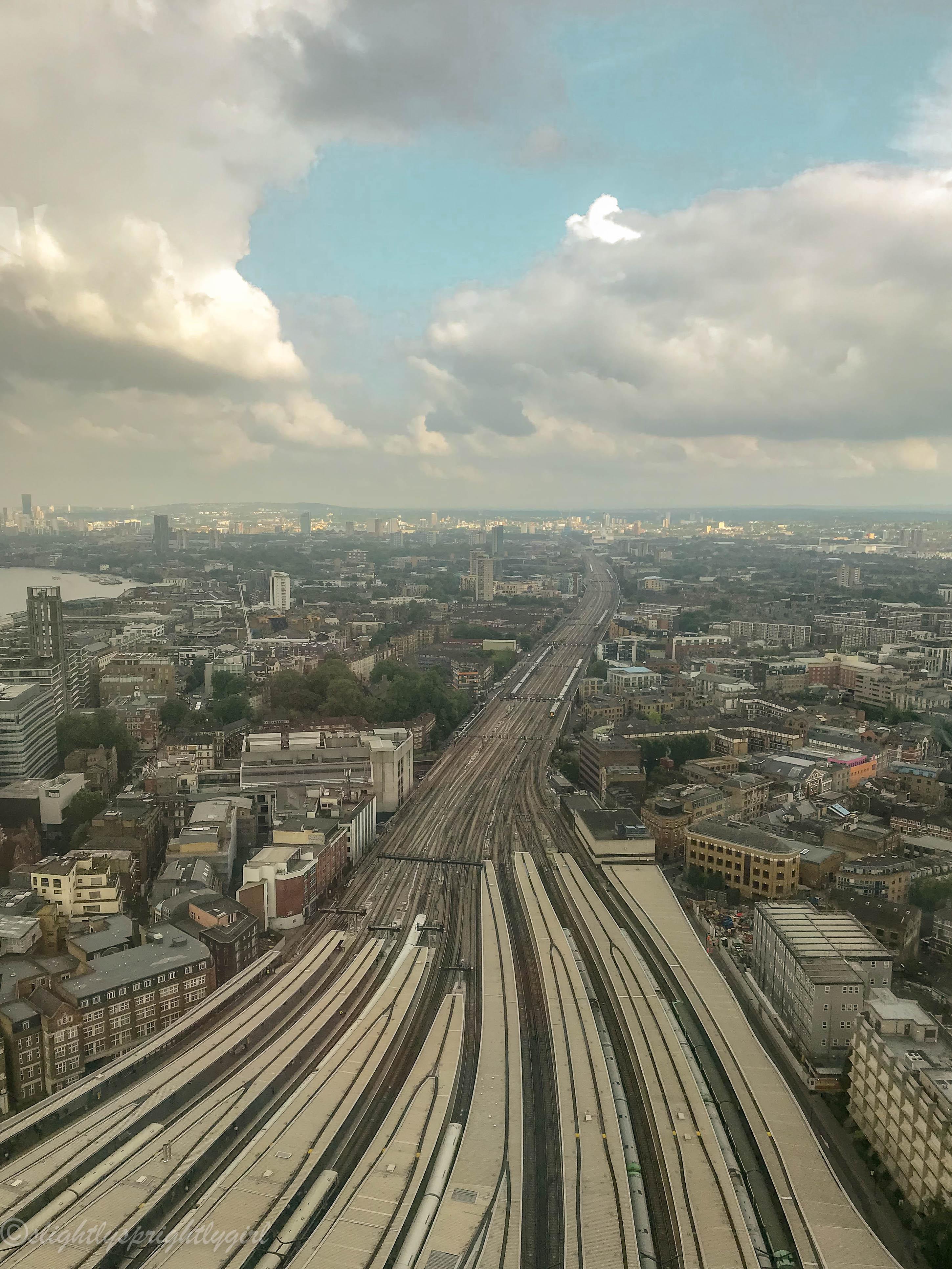 Tube network, London