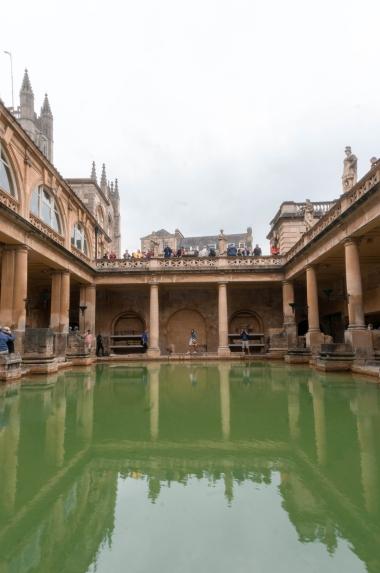 Roman Bath UK