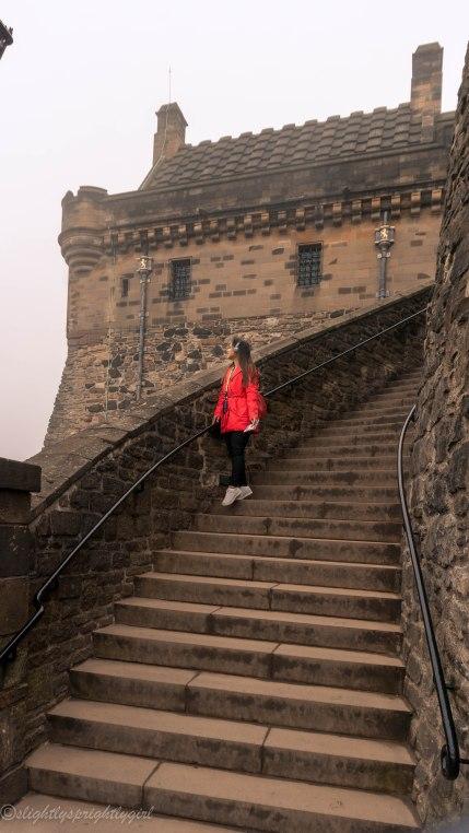 exploring edinburgh castle