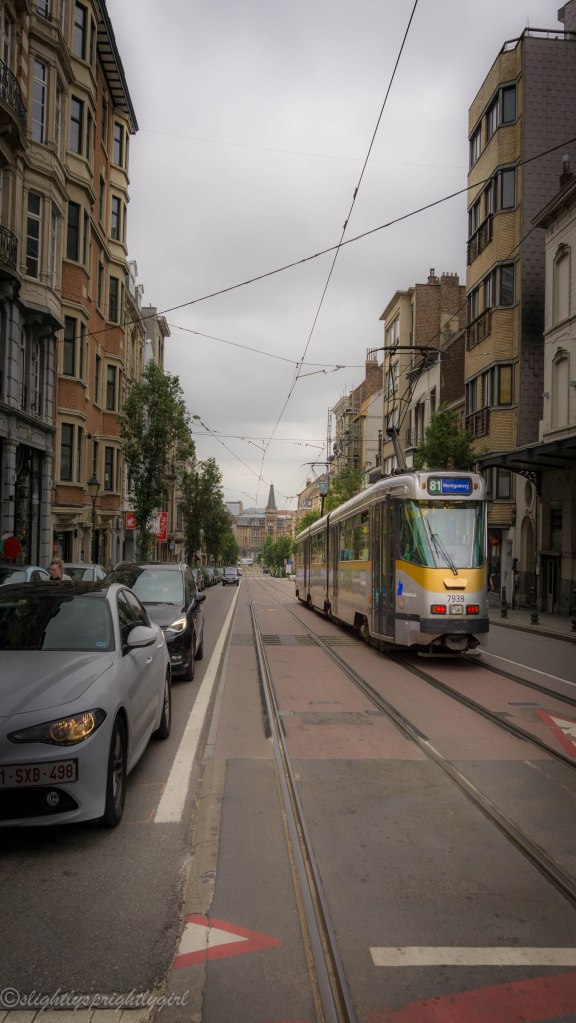 streets of Brussels