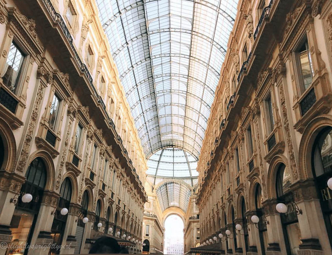 Galleria Vittorio shopping mall
