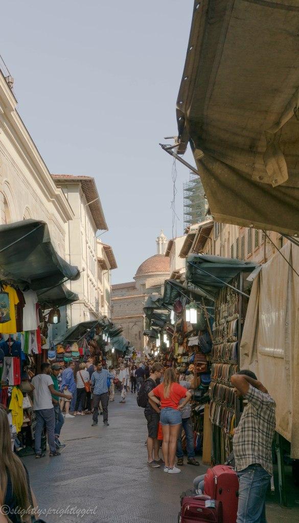 Street around Mercato Centrale